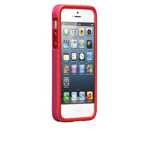 CASEMATE Tough [CM022478] - Lipstick Pink / Flame Red - Casing Handphone / Case